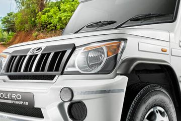 Mahindra Bolero Pik-Up Headlight