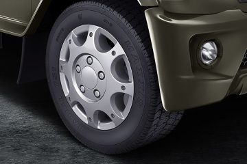 Mahindra Bolero Power Plus Wheel