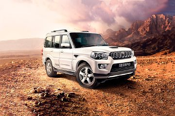 Used Mahindra Scorpio in Bangalore
