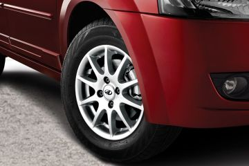 Mahindra Verito Wheel