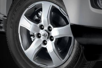 Mahindra Scorpio Wheel