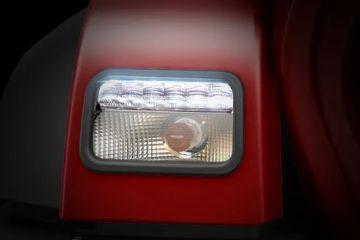 Mahindra Thar Headlight