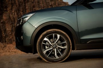 Mahindra XUV300 Wheel
