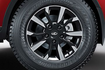 Mahindra XUV500 Wheel