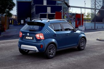 Maruti Ignis Rear Right Side