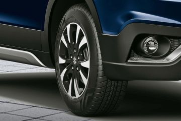 Maruti S-Cross Wheel