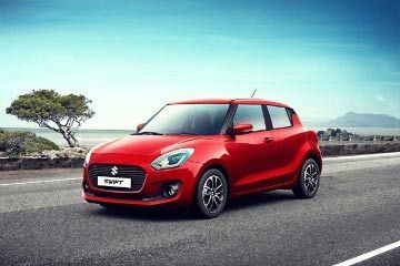 Used Maruti Swift in Bangalore