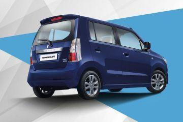 Maruti Wagon R Rear Right Side