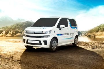 Maruti WagonR Electric