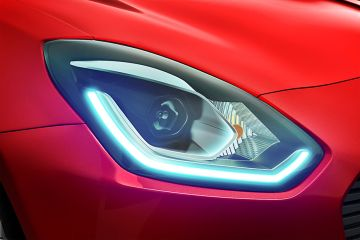 Maruti Swift Headlight