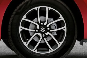 Maruti Swift Wheel