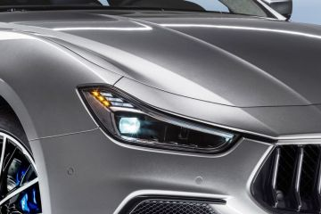 Maserati Ghibli Headlight