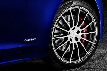 Maserati Ghibli Wheel