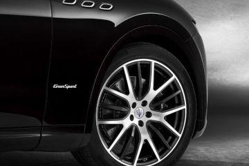 Maserati Levante Wheel