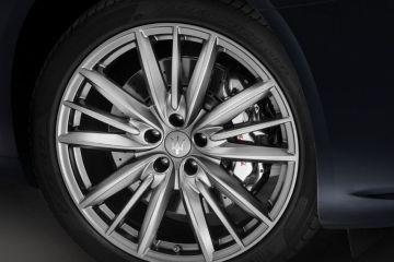 Maserati Quattroporte Wheel