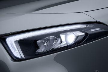 Mercedes-Benz A-Class Limousine Headlight