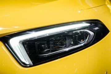 Mercedes-Benz AMG A 35 Headlight