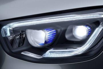 Mercedes-Benz AMG C 63 Headlight