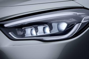 Mercedes-Benz AMG GLA 35 Headlight