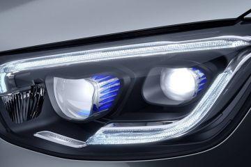 Mercedes-Benz AMG GLC 43 Headlight