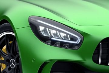 Mercedes-Benz AMG GT Headlight