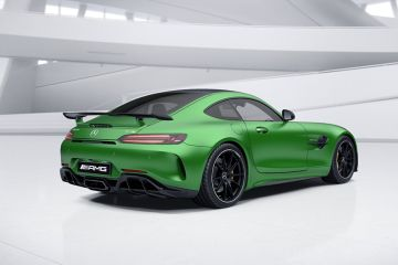 Mercedes-Benz AMG GT Rear Right Side
