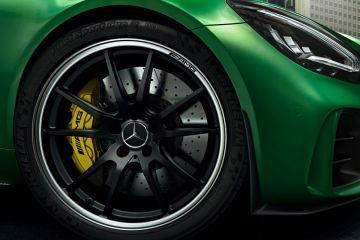 Mercedes-Benz AMG GT Wheel