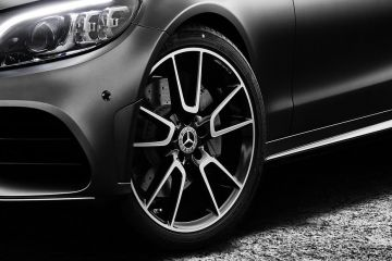 Mercedes-Benz C-Class Wheel