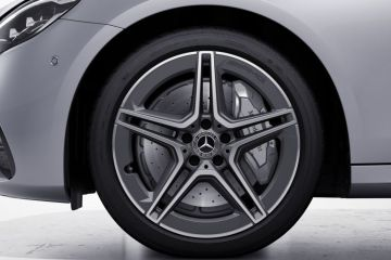 Mercedes-Benz E-Class Wheel