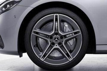 Mercedes-Benz E-Class Wheel