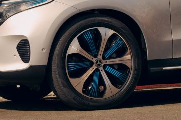 Mercedes-Benz EQC Wheel