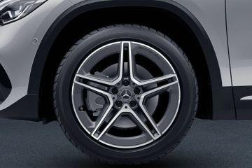 Mercedes-Benz GLA Wheel