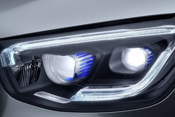Mercedes-Benz GLC Coupe Headlight