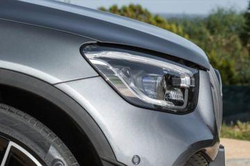 Mercedes-Benz GLC Coupe Headlight