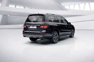 Mercedes-Benz GLS Rear Right Side