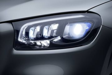 Mercedes-Benz GLS Headlight
