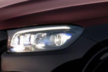 Mercedes-Benz GLS Headlight