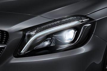 Mercedes-Benz A-Class Headlight