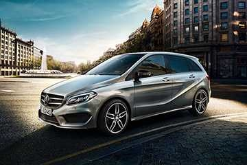 Used Mercedes-Benz B-Class in New Delhi