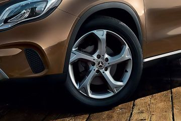 Mercedes-Benz GLA Class Wheel