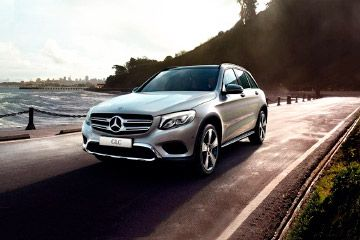 Mercedes-Benz GLC 2016-2019