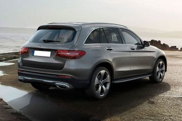 Mercedes-Benz GLC Rear Right Side