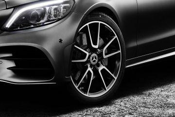Mercedes-Benz C-Class Wheel