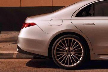 Mercedes-Benz S-Class Wheel