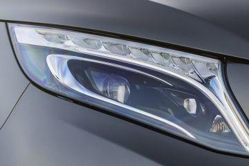 Mercedes-Benz V-Class Headlight
