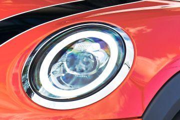 Mini Cooper 3 DOOR Headlight