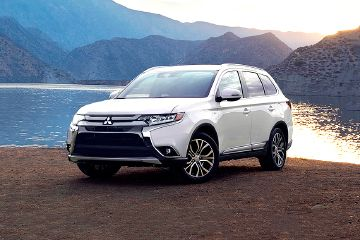 Used Mitsubishi Outlander in New Delhi