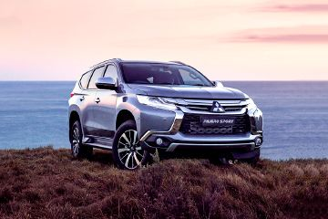 New Mitsubishi Pajero Sport 2019 Price in India, Launch Date, Images