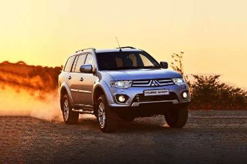 Used Mitsubishi Pajero Sport in New Delhi