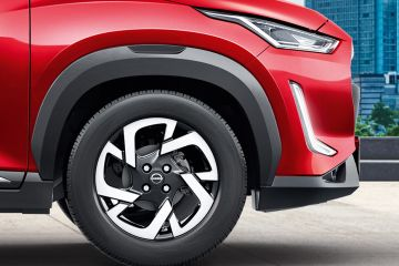 Nissan Magnite Wheel